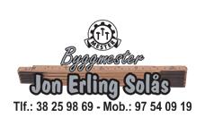 Byggmester Jon Erling Solås