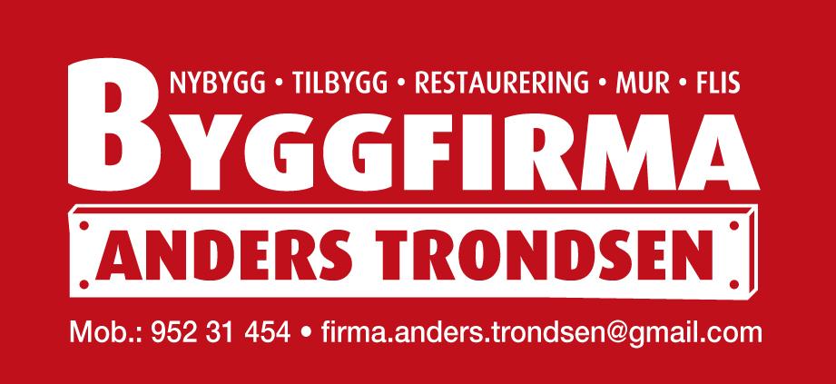Anders Trondsen rød logo
