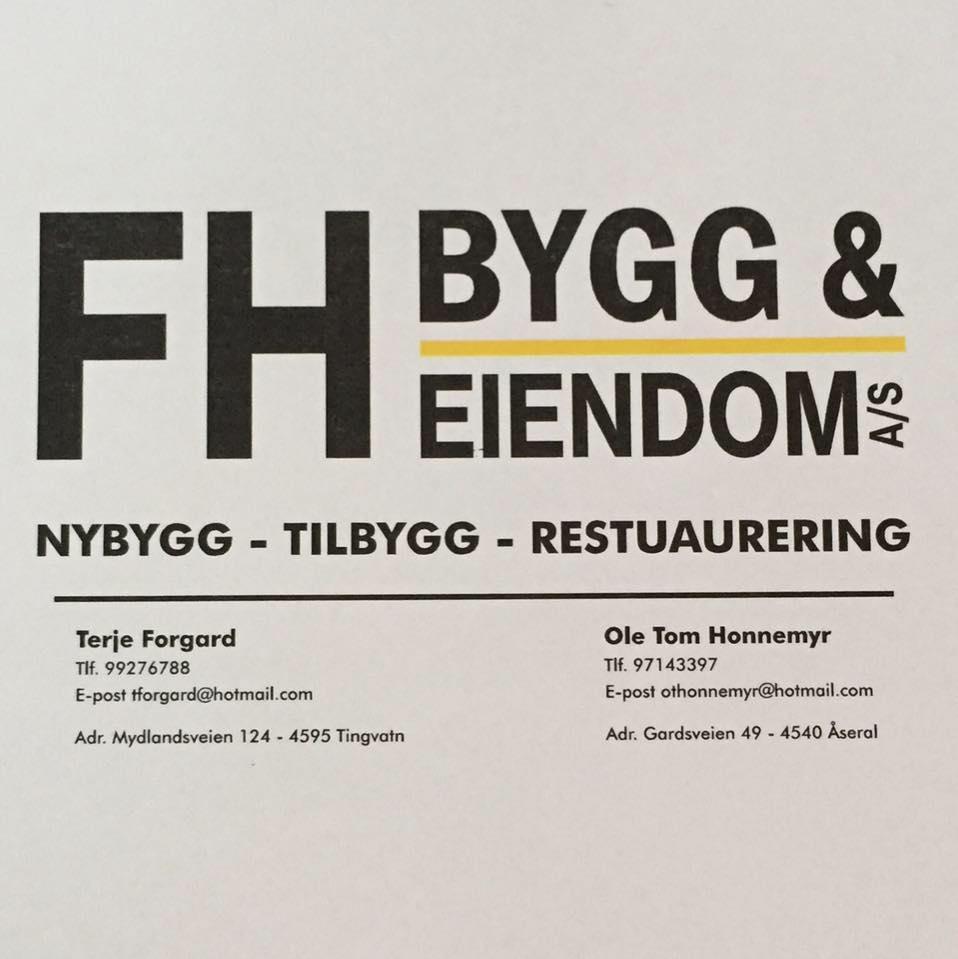 FH Bygg OG Eiendom As